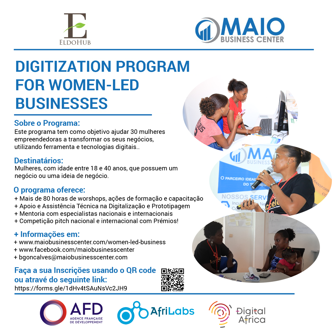 Digitization Program For Women-Led Businesses